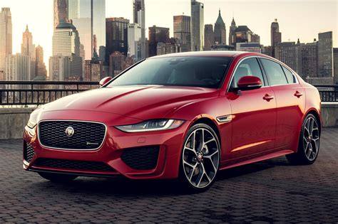 2020 Jaguar XE Debuts With F-Type-Inspired Styling   CarBuzz