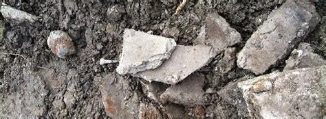 soil contaminated  asbestos