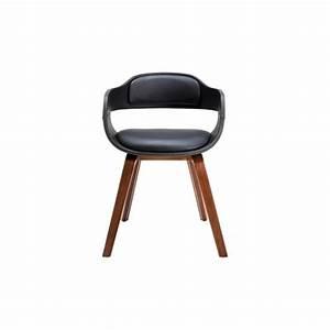 Chaise C Discount : chaise costa walnut kare design achat vente chaise cdiscount ~ Teatrodelosmanantiales.com Idées de Décoration
