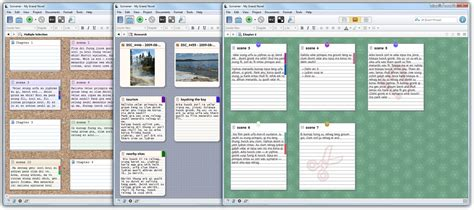 scrivener templates using scrivener to write a novel toole miller fiction non fiction writer