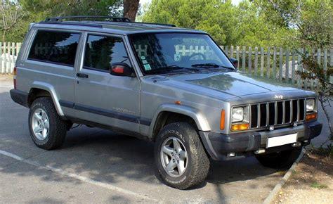 sports jeep cherokee file jeep cherokee sport 4x4 jpg wikimedia commons