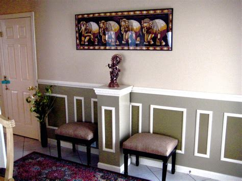 chair rail molding ideas homesfeed