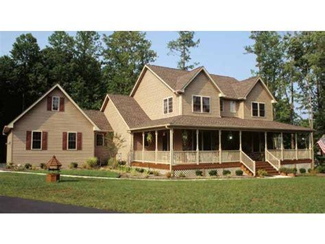 2 farmhouse plans eplans farmhouse house plan country feel emphasized