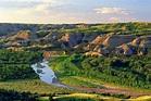 North Dakota, USA - Tourist Destinations
