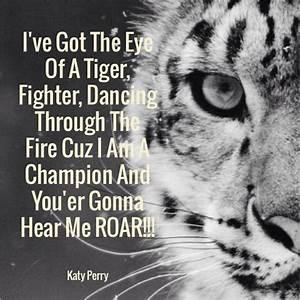 KATY PERRY LYRI... Katy Perry Makeup Quotes