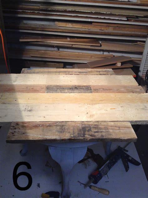 table basse en bois a fabriquer wraste