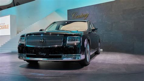toyota century price specs  images carsmakers