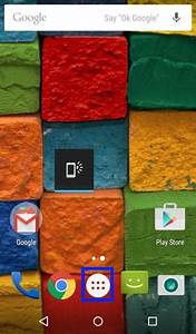 How To Add Apps To Moto G Home Screen  For Moto E And Moto