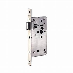 Euro Passage Door Mortise Body Latchbolt Handle Lock
