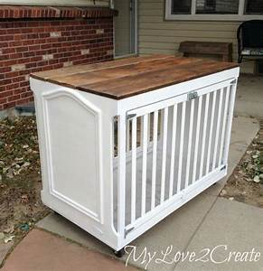 build a large dog crate woodworking projects plans With build a dog cage