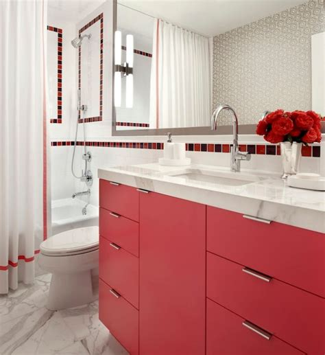 Be Inspired To Paint Your Bathroom Vanity (a Nonneutral