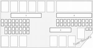 Fuse Box Diagram Honda Ridgeline  2017