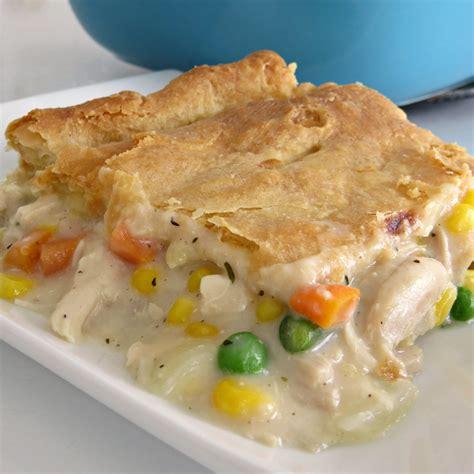 Best Chicken Pot Pie Recipe Chicken Pot Pie Recipe Dishmaps