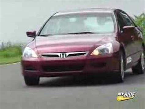 2006 Honda Accord Reviews by Review 2006 Honda Accord