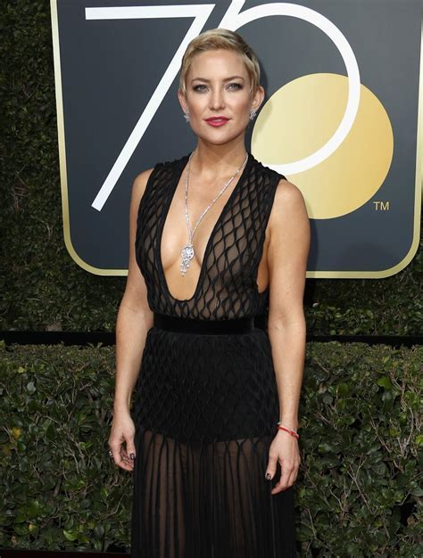 Kate Hudson's Hair at the 2018 Golden Globes   POPSUGAR