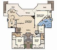 dream house plans Ocean Dream House Plan - 31809DN | Architectural Designs - House Plans