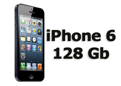 iphone 128gb apple s leaked document suggests iphone 6 will a