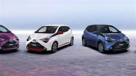 [watch Now] 2019 Toyota Aygo New Exterior  Gets An X