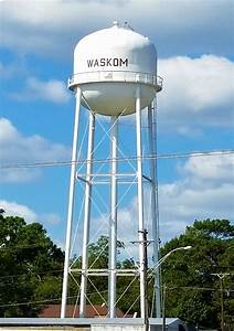 Water Dept | City of Waskom, Texas Official Site