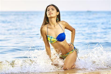 Sea, Ocean, Vacation, Travel, Female, Leg