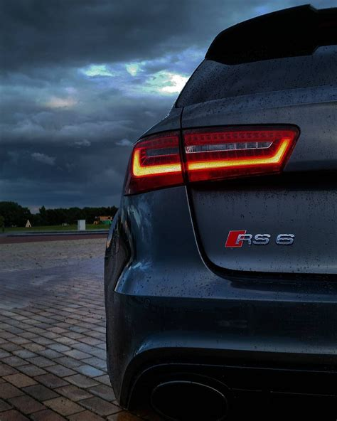 Audi Rs6 Phone Wallpaper