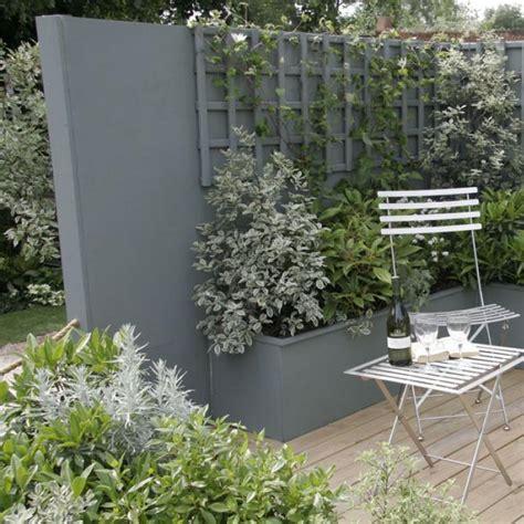 Sichtschutz Mit Pflanzen Im Garten by Sichtschutz Materialien Pflanzen Tipps Mein Sch 246 Ner