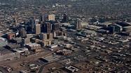 Phoenix, AZ - Aerial - Current Weather by TravelHal (Photo) | Weather Underground