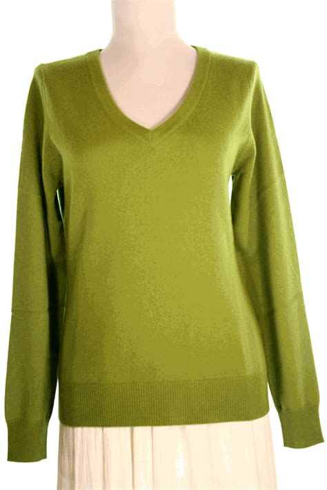 womens green cardigan sweater 39 s v neck sweater apple green
