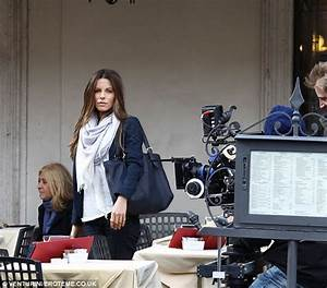 Kate Beckinsale shoots scenes for new Amanda Knox movie in ...