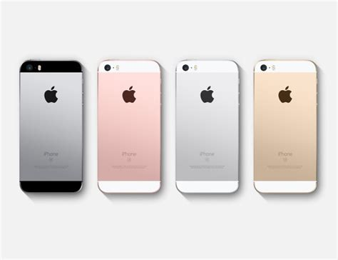 iphone colors apple s iphone se chips away at one of android s
