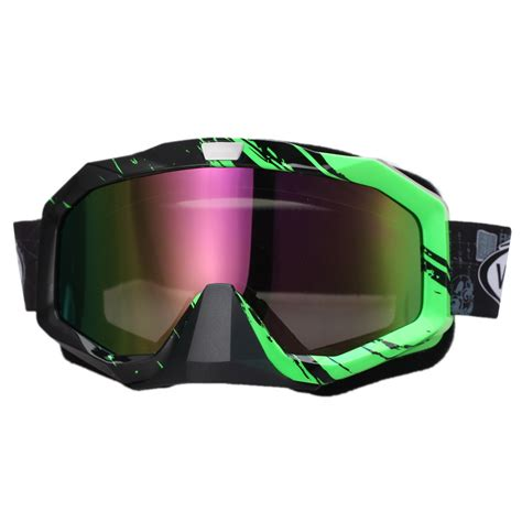 motocross goggles for glasses motocross mx bmx mtb quad goggles motorbike scooter racing