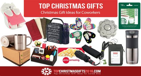best christmas gift ideas for coworkers 2017 top