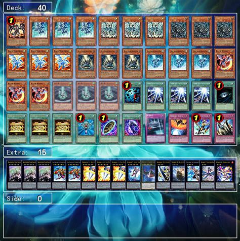 five headed deck profile e dragons deck recipe requests decks ygopro forum