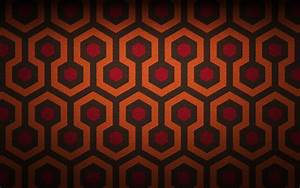 Abstract minimalistic design patterns The Shining carpet ...