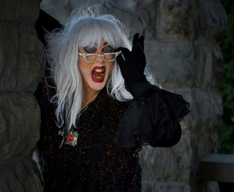 All In A Day's Dressup For Addams Family Granny