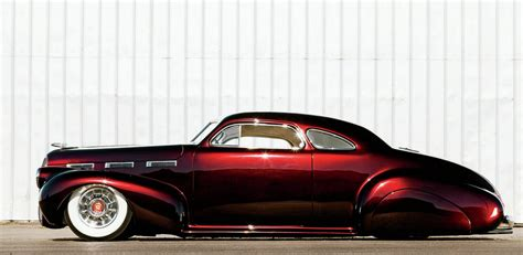 classic alfa romeo spider cadillac lasalle coupe hotrod rod custom kustom low