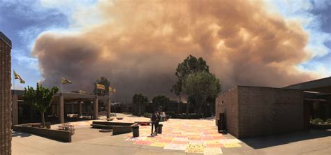 games practices  area schools resume  canyon fire