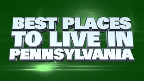 best rural places to live best rural places to live in pennsylvania stunning places