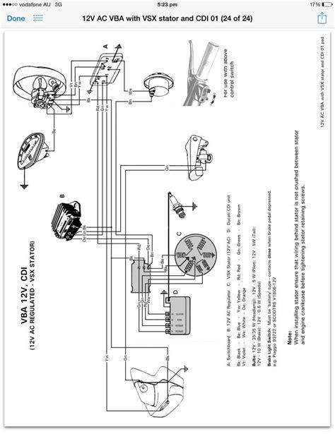 vespa vbb wiring diagram 24 wiring diagram images
