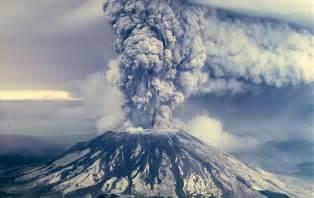 Image result for - Mt. Saint Helens erupted