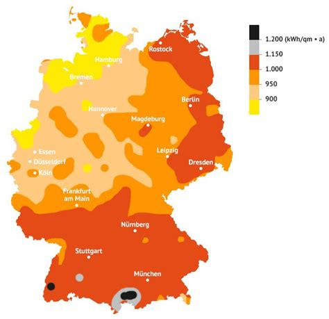photovoltaikanlagen in deutschland solar und photovoltaikanlagen in ihrer region 187 solarenergie richtig nutzen k 228 uferportal