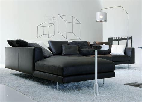 Jesse Brian Sofa  Modern Sofas  Contemporary Sofas