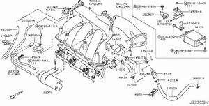 Nissan Maxima Valve Control  Cut