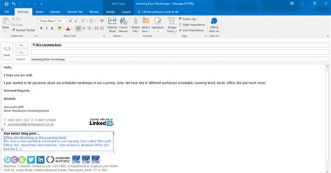 Office 365 Webmail by How To Hyperlink Text In Microsoft Office 365 Outlook