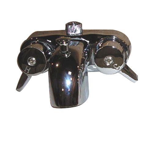 tub spout diverter pegasus 3 handle claw tub faucet without shower