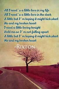 """Me and My... Heart Lyrics Quotes"