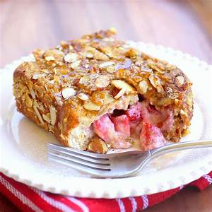 Paula Deen Stuffed French Toast