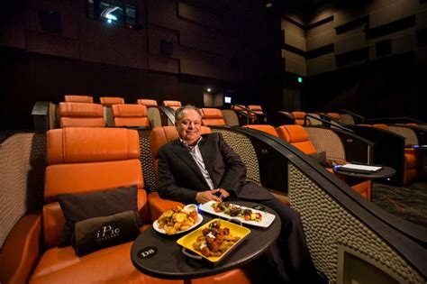 Theaters With Reclining Chairs Houston by New River Oaks Theater Like Tesla And Porsche Had A Baby