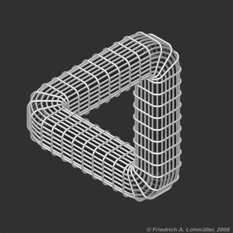 penrose triangle  animated gif  kb penrose