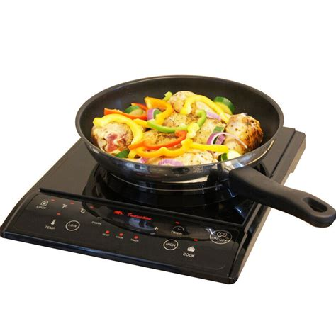 portable induction cooktop countertop single burner stove top